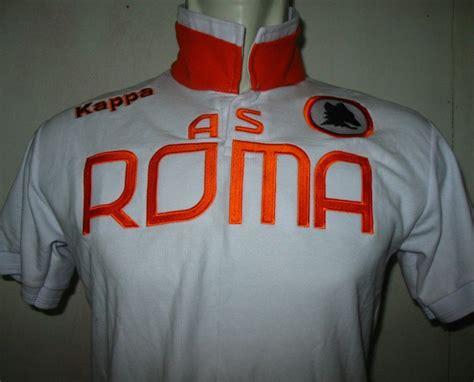 Kaos Roma Roma 06 polo shirt putih roma pabrik kaos