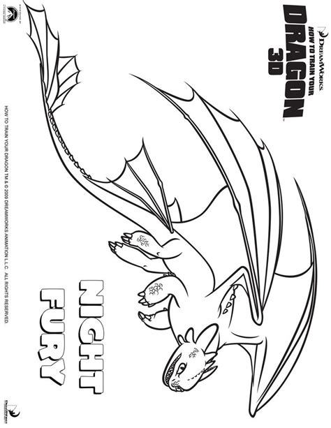 coloring pages toothless dragon toothless outline how to train your dragon party