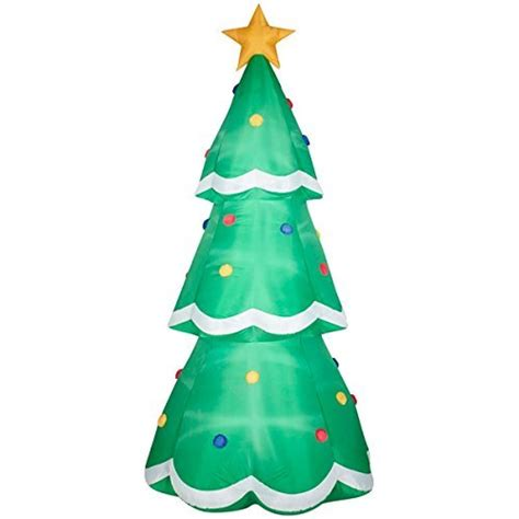 inflatable christmas tree five top list