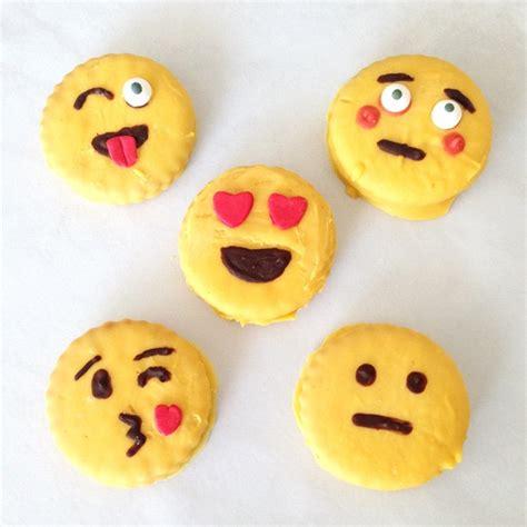 Tope Color galletas emojis bakeordie