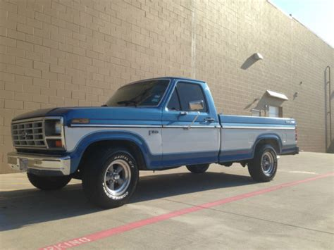 1985 ford f 150 fuel injection engine 50 1985 ford f 150 explorer xl second owner