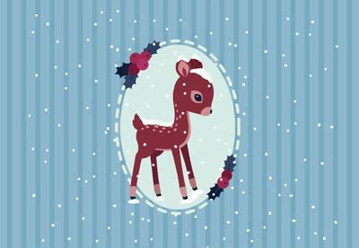 how to make ai you card how to create a vintage seasonal greeting card in adobe