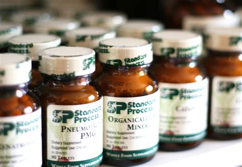 food supplements standard process whole food supplements