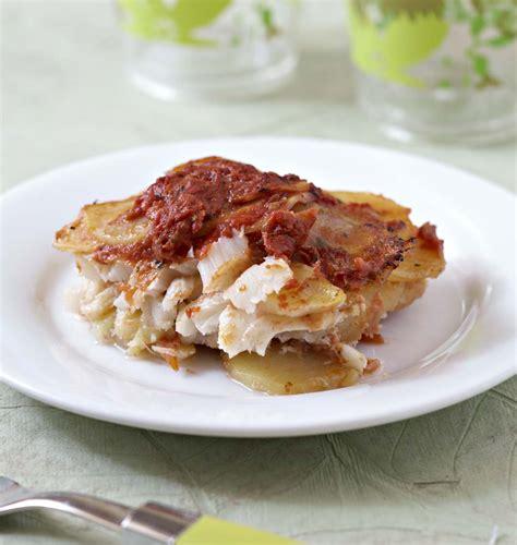 cuisine morue gratin de morue et pommes de terre 224 la tomate les