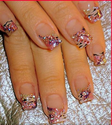 imagenes de uñas decoradas con pedreria 2015 we are beauty u 241 as