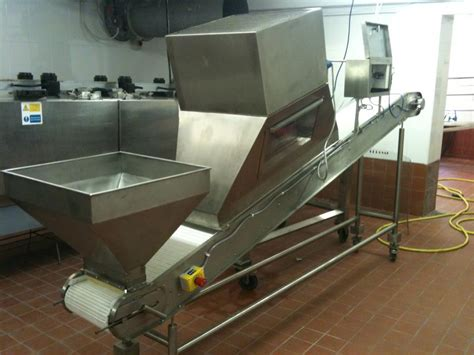 Bespoke Stainless Steel Food Processing Equipment Metal Fabricating Equipment Storage And Processing