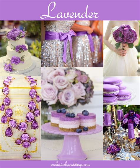 Your Wedding Color ? Don?t Overlook Five Luscious Shades
