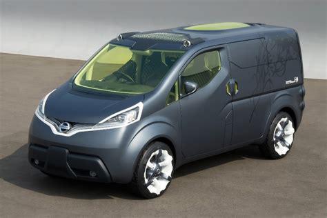 Campingbus: NV200 Van Concept von Nissan