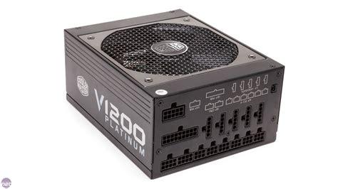 Psu Cooler Master V1200 Platinum Vanguard 1200w 1200w psu roundup 2014 bit tech net