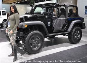 Jeep Diesel The Jeep Wrangler Lineup To Get Pentastar V6 Perhaps A