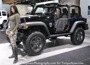 Jeep Deisel The Jeep Wrangler Lineup To Get Pentastar V6 Perhaps A