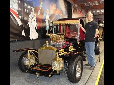 Where Is The Munsters Car Today by My Car Story With Lou Costabile 1964 The Munsters Koach