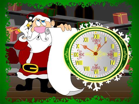 christmas clock screensaver free download christmas christmas clock countdown screensaver