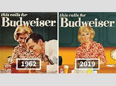 Budweiser Adapts Its Sexist Ads From The 50s And 60s To ... Jeyachandran Ad 2019