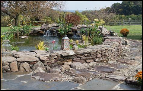 borders and retaining walls premier ponds dc md va