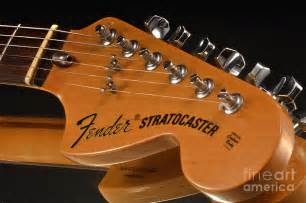 fender stratocaster headstock photograph by corky willis
