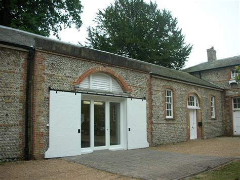 Compton Welfare Office by Compton Place Stables Phase One Hawk Builders
