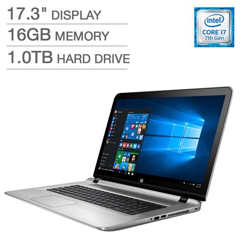 Hp Memori 16gb hp envy 17t 17 3 quot laptop intel i7 7500u 16gb memory 1tb hdd w hdmi ebay