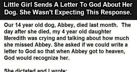 Response Letter To God Sends A Letter To God But She Was Not Expecting This Response Pictures Photos And
