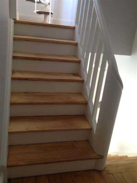 Re D Escalier by Renovation D Escalier En Bois R Novation D Escalier