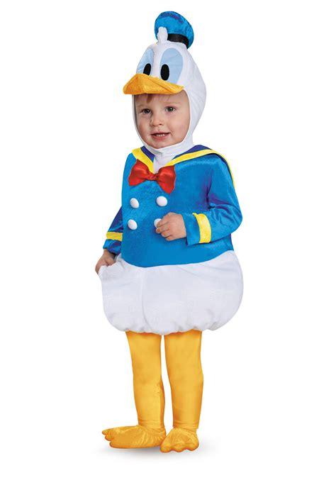 toddler boy costumes donald duck prestige infant costume