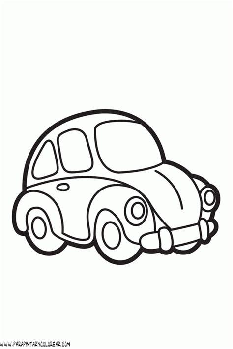 dibujos para colorear coches 9 dibujos para colorear dibujos para colorear de un coche imagui