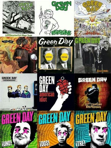 green day best songs 17 best ideas about green day albums on green