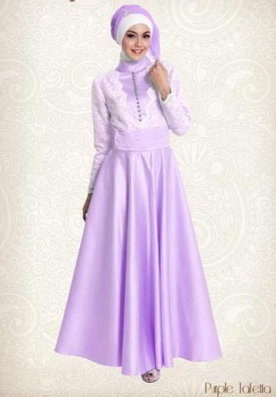 Gamis Pesta Biru Grey Anggun 27 best images about gamis pesta modern on