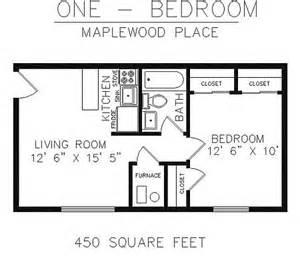 450 Square Feet by Floor Plan 450 Sq Ft House Pinterest