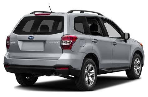 all wheel drive subaru 2016 subaru forester price photos reviews features