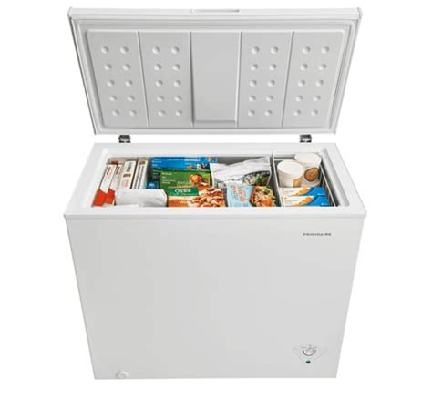 Freezer Box Lg frigidaire 7 2 cu ft chest freezer white fffc07m1tw