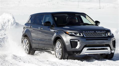 wallpaper range rover evoque 2016 range rover evoque autobiography 4k wallpaper hd