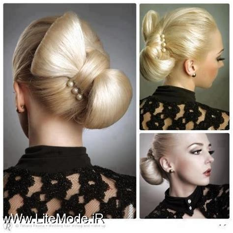 hairstyles for work party مدل مو 2015