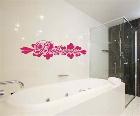 Badezimmer Deko Aufkleber by Badezimmeraufkleber Bathroom Badezimmer Bad Deko Aufkleber