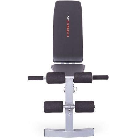 cap strength fid bench cap barbell strength fid bench 702556301593