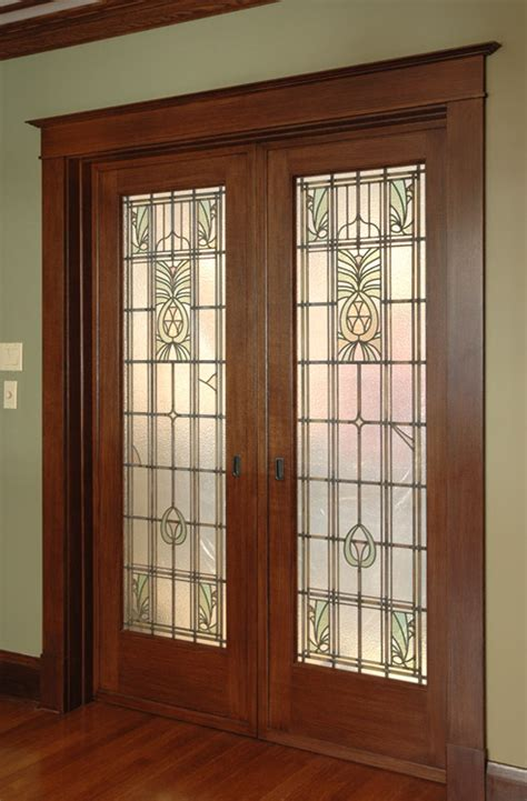 Custom Glass Interior Doors Wilson And Mccracken 187 Doors