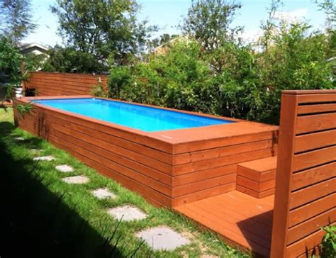 small garden pool ideas brilliant ideas for small swimming pool homesfeed