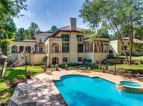 14,000 Square Foot Mansion In Charlotte, NC   Homes of the