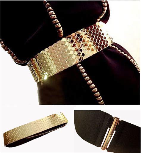 aliexpress buy 4 5cm wide elastic black belt