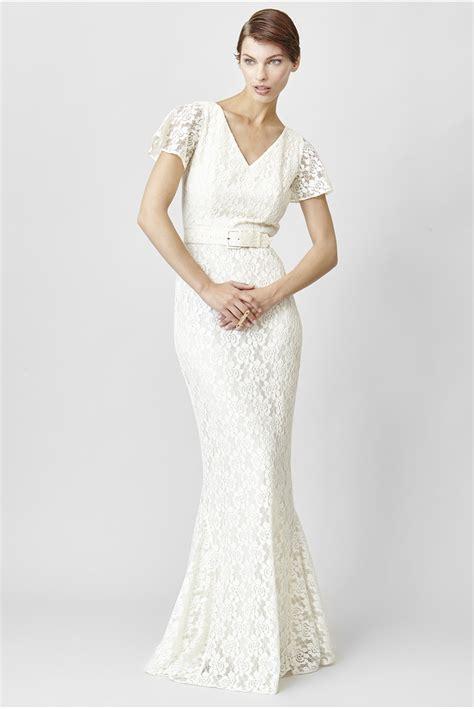 Robe Longue Et Blanche - robe longue blanche dentelle