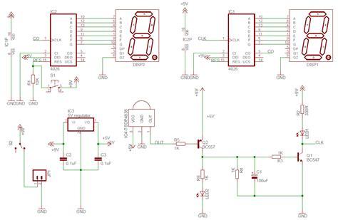 build circuit digital object counter diy kit buildcircuit electronics