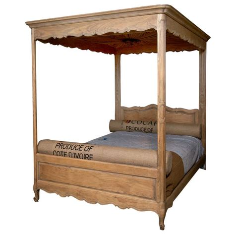 canopy bed full full sized canopy bed at 1stdibs