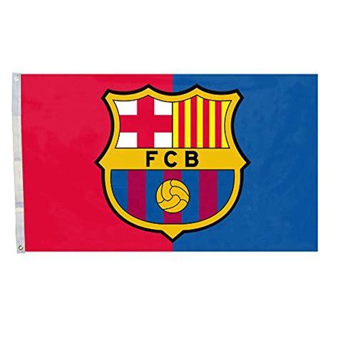 barcelona flag melon seeds fc barcelona flag team logo 3 5 foot