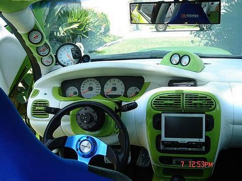 lindsay dodge neon 2000 supercar modification concept