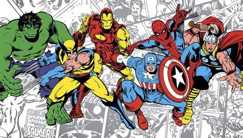 Classic Marvel Wallpaper | classic marvel comics wallpaper marvel classics character