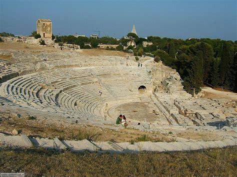 teatro greco di siracusa siracusa teatro greco di siracusa la nona di beethoven e il