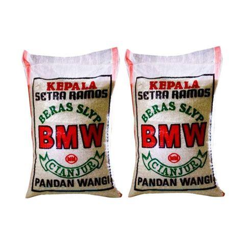Alfamidi Beras Pandan Wangi 5kg jual bmw beras cap pandan wangi 5 kg 2 pcs