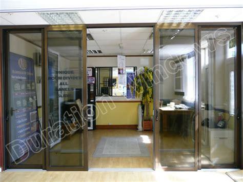 sliding room divider aluminium room dividers glass sliding room partitions