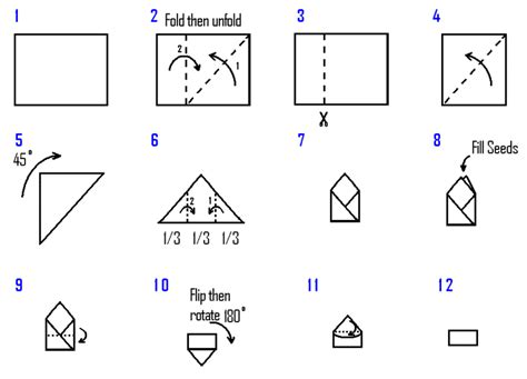 how to fold an envelope 4 how to make an envelope with a4 paper lease template