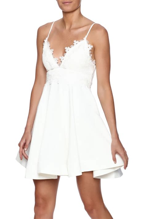 L 815 White Dress next boutique white dress from new york by next shoptiques